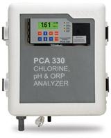 PCA sorozatú klóradagoló és pH-szabályzó