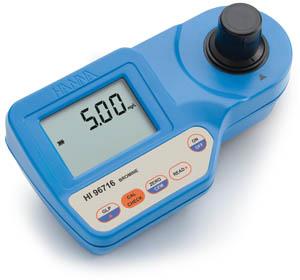 Fotométer a brómtartalom méréséhez