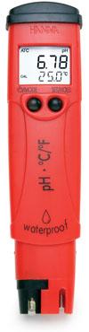 Uszodatechnikai pH-teszter